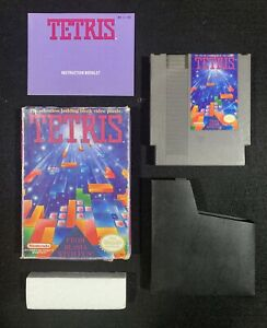 Tetris-Nintendo-NES-complete-tested-original-authentic