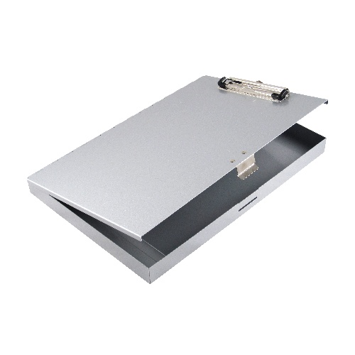 Neu  Saunders Recycled Aluminium Tuff-Writer Storage Klemmbrett, Buchstabe Buchstabe Buchstabe Größe fb0a6a