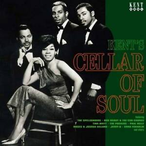 KENT-039-S-CELLAR-OF-SOUL-VOLUME-1-NEW-amp-SEALED-NORTHERN-SOUL-CD-KENT-60s-R-amp-B