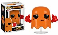 Funko Pac-man Pop Clyde Vinyl Figure Toys Video Game Collectibles