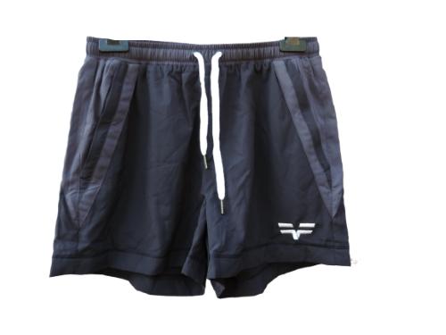 Gym freak mens sprint shorts Black/Grey Size Large rrp DH004 UU 08