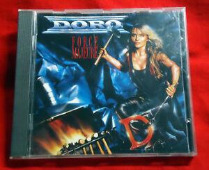 Force-Majeure-von-Doro-13-Tracks-CD-1989