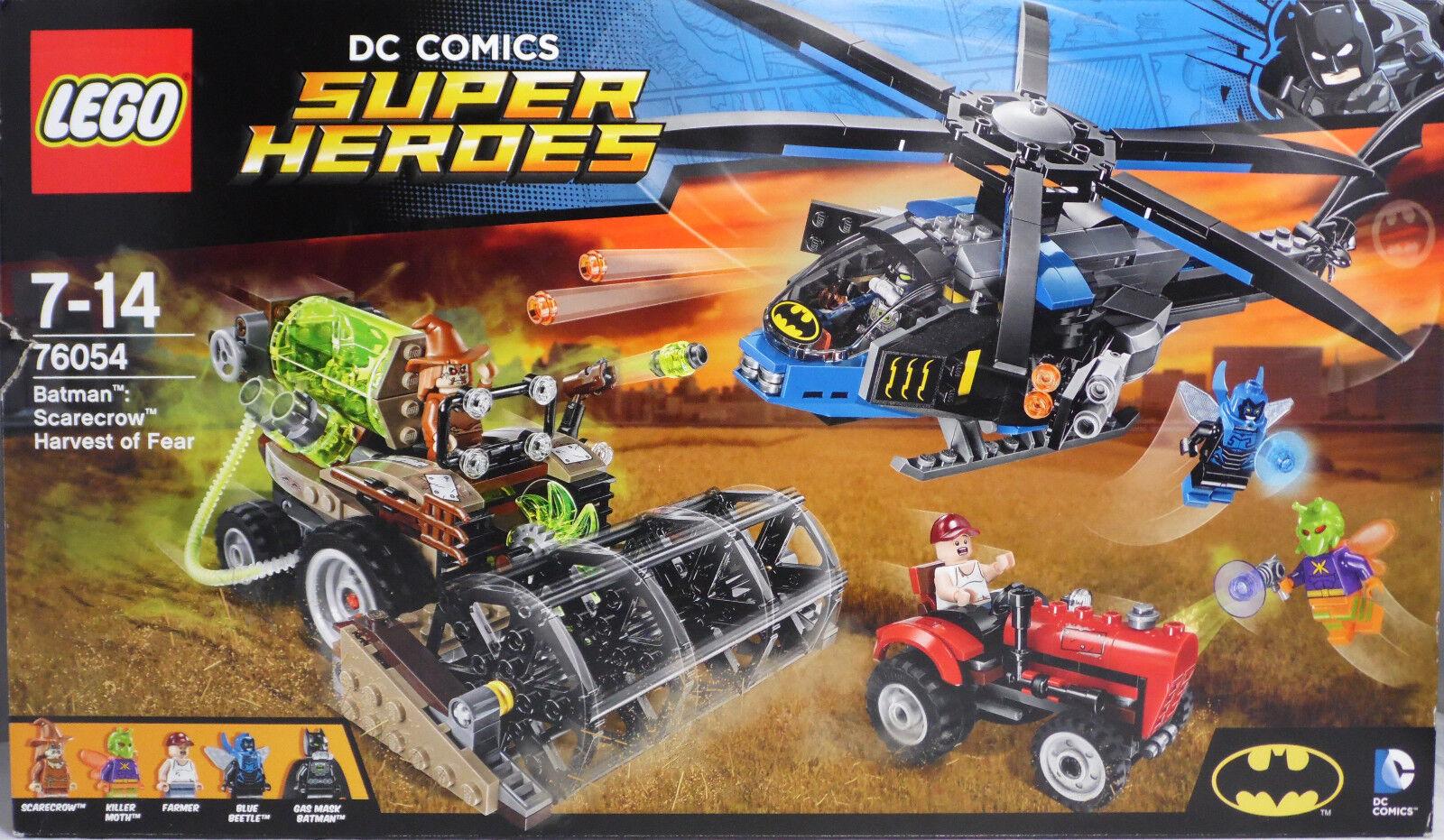 LEGO DC Universe Super Heroes 76054 Bathomme  SvoitureECROWS dangereux récolte NEUF  prix de gros