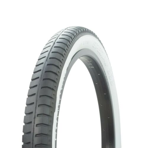 """NEW BICYCLE TIRE 20/"""" X 2.125 BLACK OR WHITE WALL CRUISER BMX CITY BIKES CYCLING!"""