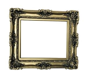 7a30b7fb31ce 20x24 Large Vintage gold frame for pictures art canvas or mirror ...