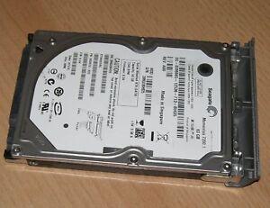 60GB HDD Sata Festplatte Dell Latitude D630 + Einbaurahmen