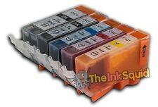 5 x PGI-520 / CLI-521 Ink Cartridges for Canon Pixma