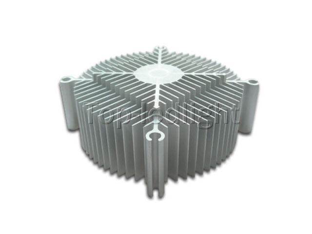 2pcs Aluminum Silver HeatSink Heat Sink for 20W/30W High Power LED Light Cooling