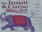The Insult and Curse Book by Michelle Lovric (Hardback, 2002)