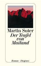 Suter, Martin - Der Teufel von Mailand