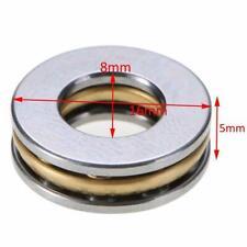 10pcsset High Precision Miniature Thrust Bearing F8 16m Axial Metal Ball