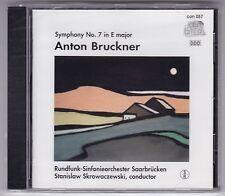 STANISLAW SKROWACZEWSKI - SYMPHONY NO.7 IN E MAJOR ANTON BRUCKNER CD NEU! & OVP!