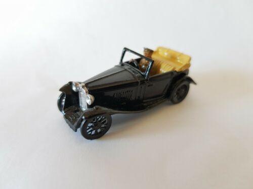 1934 PRE-WAR MG TICKFORD COUPÉ CAR 00 GAUGE 1//76 4MM METAL KIT OO SPOKED WHEELS