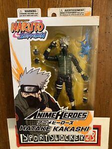 Bandai-Anime-Heroes-Naruto-Shippuden-Kakashi-6-034-Action-Figure-NEW-IN-HAND