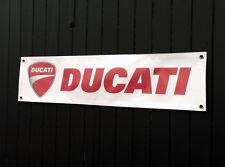 Ducati Banner for Garage / Shop / Promotional Item Custom Banners!