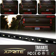"60"" LED Tailgate Light Bar Turn Signal Reverse Brake Glow Pickup Truck Bed"