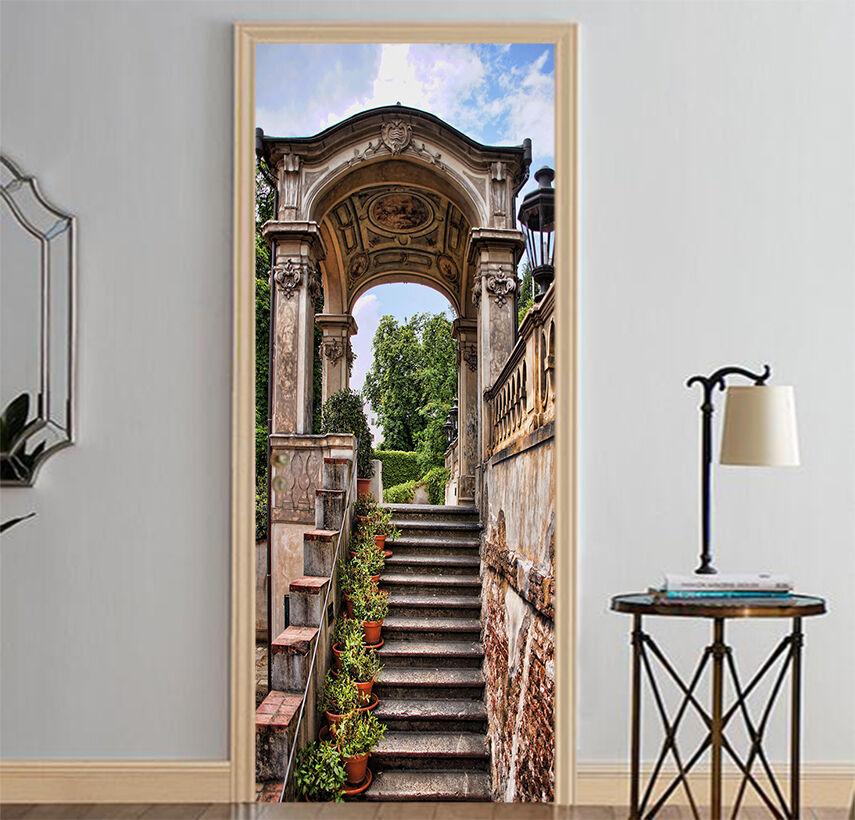 3D Schritt 78 Tür Tür Tür Wandmalerei Wandaufkleber Aufkleber AJ WALLPAPER DE Kyra | Spielen Sie das Beste  | Umweltfreundlich  |  2bbd5c