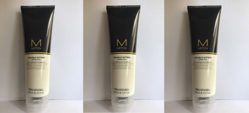 3 x PAUL MITCHELL MITCH DOUBLE HITTER 2IN1 Shampoo & Conditioner 250ml