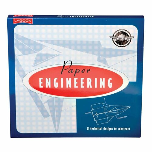 Paper Engineering Kit Instructions for 21 Airplane designs