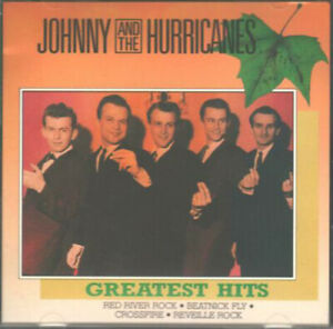 JOHNNY-amp-THE-HURRICANES-Greatest-Hits-CD