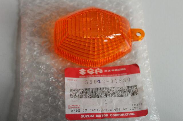 Blinkerglas hinten li+ vorn re orig Suzuki DL1000 GSF1200 GSX-R1000 Blinker NEU