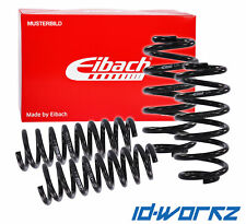 1.4 6N2 10//99 /> 09//01 1.0 Eibach Pro Kit Lowering Springs VW Polo Mk3
