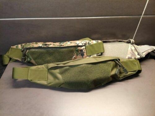 Gürteltasche Bauchtasche für Handy oder Kleinteile sehr kompakt und sehr robust