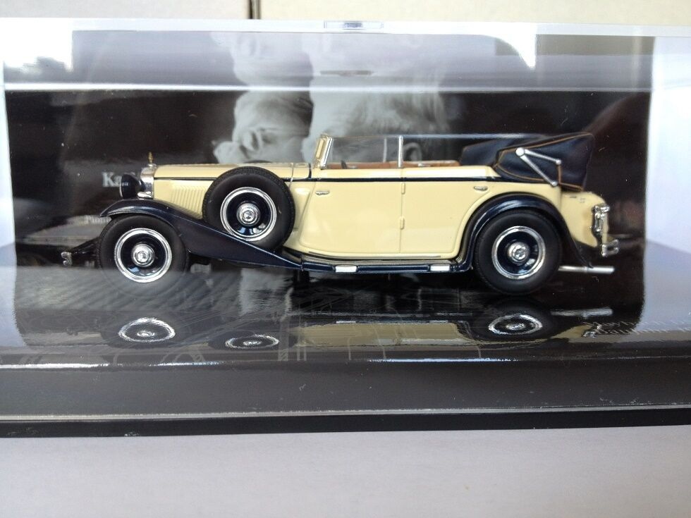 MINICHAMPS 1 43 Maybach Zeppelin B66040309