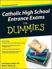 Catholic High School Entrance Exams for Dummies by Consumer Dummies Staff, Li...