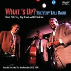 What's Up?: The Very Tall Band by Oscar Peterson (CD, Feb-2007, Telarc Distribution)