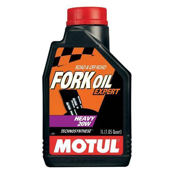 MOTUL Fork Oil Expert Light 20W 1L SYNTHETIC.