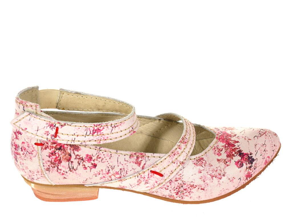 Rovers Schuhe Halbschuh Pumps 52003 Rosa Rosas Gr. 39 Original Neu und OVP  | Wunderbar  | Louis, ausführlich  | Langfristiger Ruf