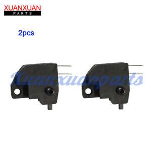2x Front Brake Light Stop Switch For Suzuki Intruder VS800 VS750 VS1400 VL1500