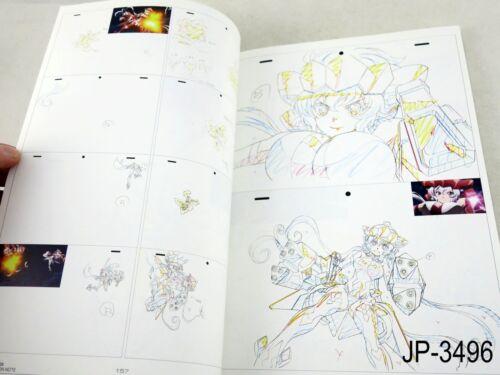 Symphogear GX Gengashuu 2 Japanese Artbook Setting Materials Art Book US Seller