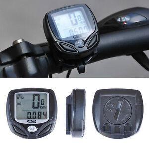 New-Waterproof-Wireless-Computer-Bike-Speedometer-Odometer-LCD-SD-548C