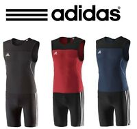 Men's Adidas Weightlifting Climalite Suit Adidas Wlcl Powerlifting Singlets