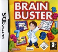Brain Buster -- Neuf ----- Pour Ds