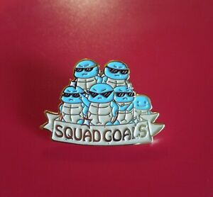 Pokemon-Pin-Squirtle-Pin-Squirtle-Squad-Retro-Metal-Brooch-Badge-Lapel