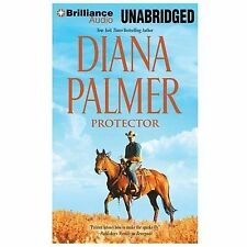 PROTECTOR unabridged audio book on CD by DIANA PALMER