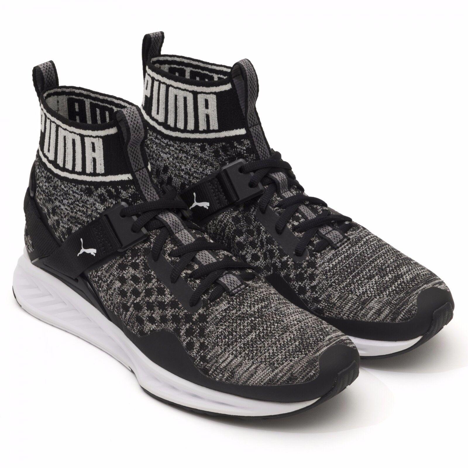 Puma Ignite Evoknit 189697-01 Knit High performance shoes Men
