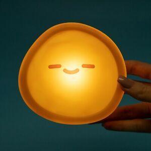 SMOKO-Dan-Egg-Tart-Cute-Kawaii-Light-with-Auto-Shutoff-for-Kids