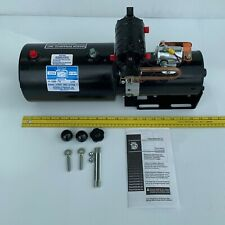 Monarch Hydraulic Power Units 12 Vdc Monarch M5007w New Made In Usa