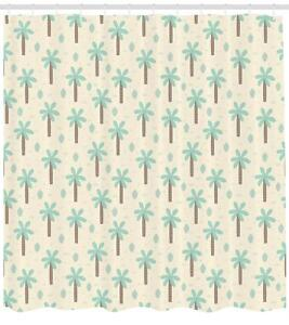 Details about Tropical Hawaii Shower Curtain Fabric Bathroom Decor Set with  Hooks 4 Sizes