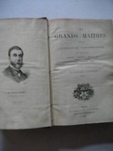 034-Les-grands-maitres-de-la-litterature-contemporaine-034-Tome-X-ACTUELLE-1894