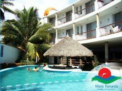 Hotel y Villas Maria Fernanda en Venta de 20 Habitaciones, Teacapan Sinaloa.