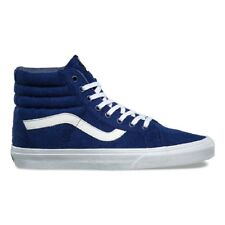 VANS Sk8 Hi Reissue VANS Terry Medieval Blue Men s Skate Shoes Size 9.5 5b3e236d7