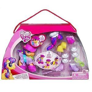 My Little Pony 92296/92300 Scootaloo Neu & Ovp Sammeln & Seltenes Ideales Geschenk FüR Alle Gelegenheiten
