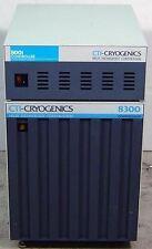 CTI/Helix 8300 & 8001 Cryo-Torr Cryopump Vacuum Pump Compressor PN: 8052000