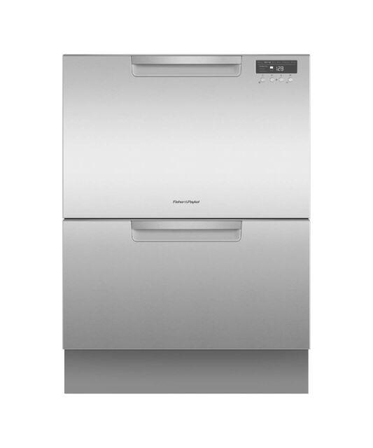 Fisher & Paykel DD60DCX9 Dishdrawer Double Dishwasher
