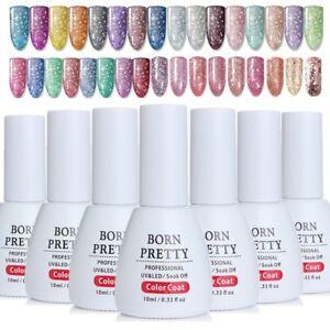 5-10ml-Born-Pretty-Nail-Art-UV-LED-Nagellack-Glitzer-Gel-Lacke-Polish-Manikuere